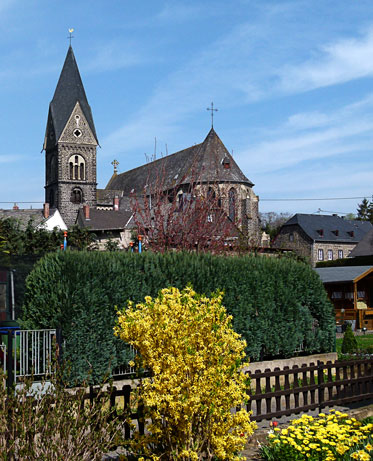 Kirche in Th�r